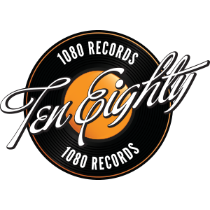 1080 Records Logo Design