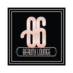 86 Beauty Lounge Logo Design
