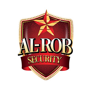 Al-Rob Security Logo Design