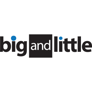 Big and Little Logo Design