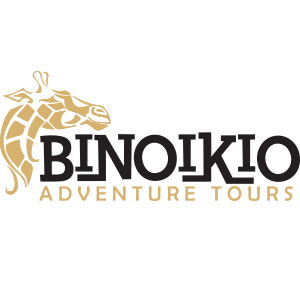 Binoikio Adventure Tours Logo Design