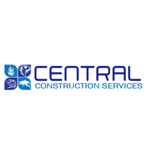 Central Construction Services Logo Design