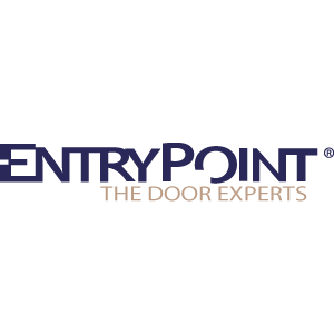 Entry Point Doors Logo Design