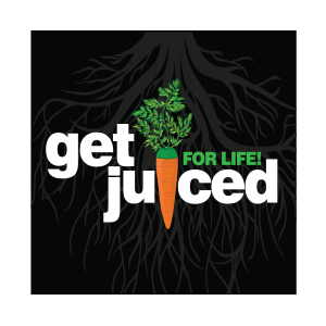 Get Juiced For Life Logo Design