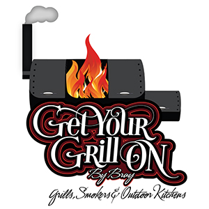 Get Your Grill On By Bray Logo Design