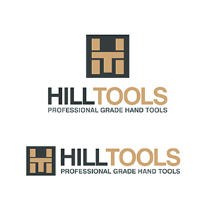 Hill Tools Version 2 Logo Design