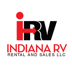 Indiana RV Rental and Sales Logo Design