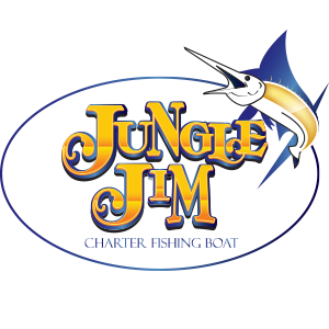 Hungle Jim Charters Logo Design