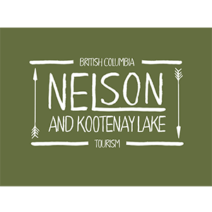 Nelson Kootenay Travel and Tourism in British Columbia Logo Design