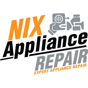 Nix Appliance Repair Logo Design