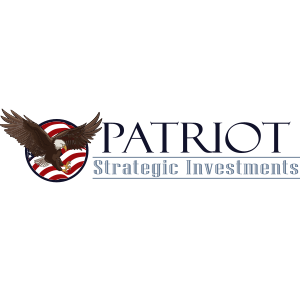 Patriot Strategic Investments Logo Design