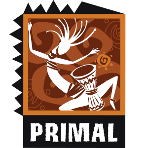 Primal Cafe Logo Design