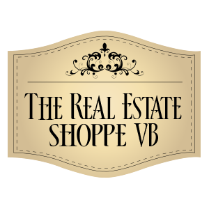 The Real Estate Shoppe Logo Design