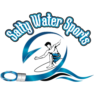 Salty Water Sports Logo Design