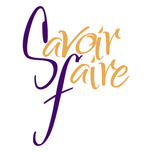 Savor Faire Logo Design