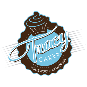 Tracy Cakes Logo Design