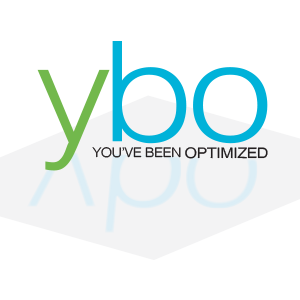 You've Been Optimized Logo Design