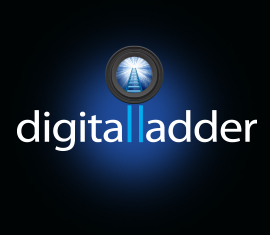 From Our Portfolio, Digital Ladder Brand Development and Logo Design